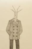 Baum-Mensch