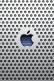 Apple Logo Metal Case