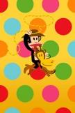 猿のドット