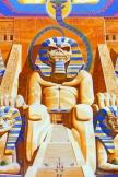 エジプトの彫像