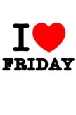 Ich liebe Freitag