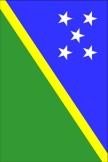 ソロモン諸島の旗