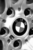 BMW wheel hub