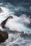 Bergige Wellen