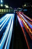 Autobahn-Lights