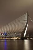 Erasmusbrücke Rotterdam Niederlande