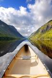 Boot auf Tal