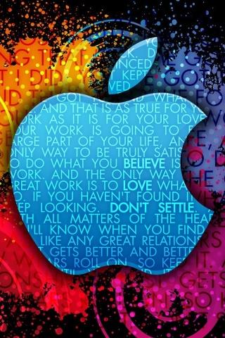 Steve Jobs Angebote iPhone Wallpaper
