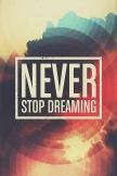 決して夢を停止します。