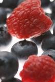Raspberries Blueberries Berries