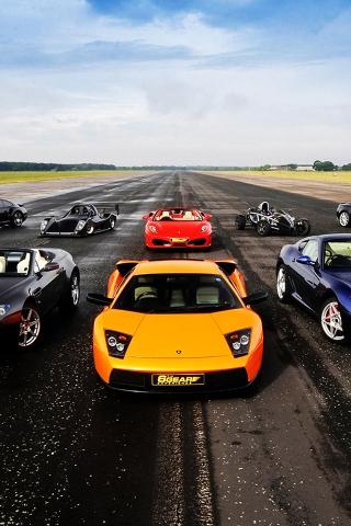 exotische autos iPhone Wallpaper