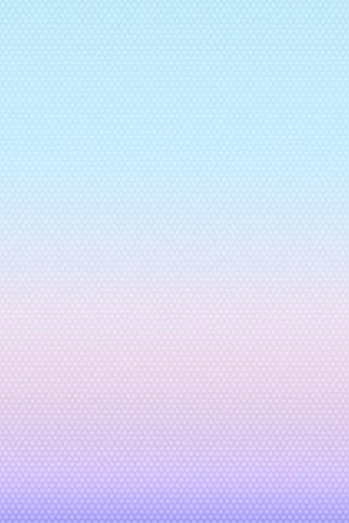 iOS 7 をデフォルトします。 iPhoneの壁紙