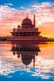 Mausoleum Reflection