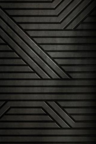 黒鋼 iPhoneの壁紙