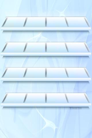氷棚 iPhoneの壁紙